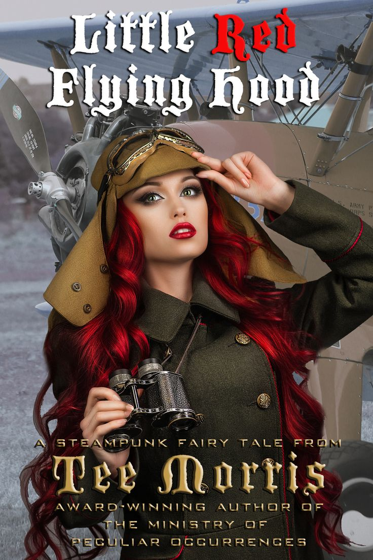 Prepare for a dogfight with the Big Bad Wolf! A new steampunk fairytale from Tee Morris.