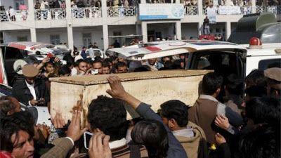 Welcome to NewsDirect411: Gunmen Kill 19 At Bacha Khan University Pakistan.