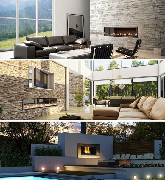 47 Fireplace Designs Ideas: 76 Best Images About Interior Design FirePlace Ideas On