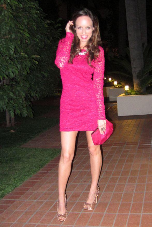 Sydne Style - hot pink