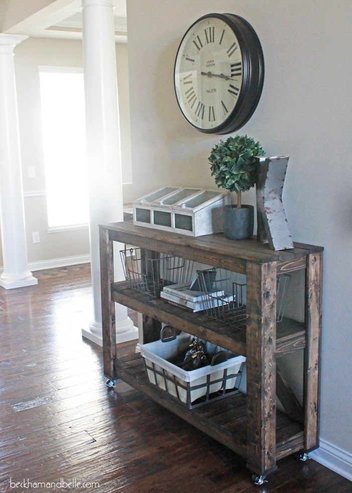 best 25 entryway console table ideas on pinterest. Black Bedroom Furniture Sets. Home Design Ideas