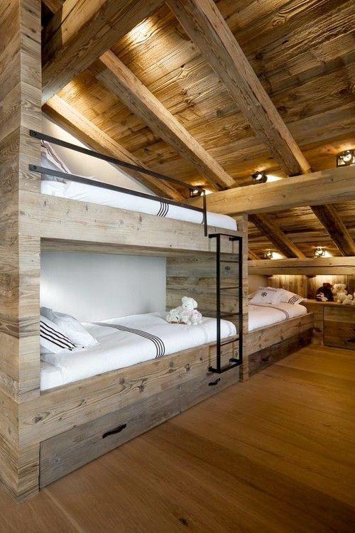 10 eleganta våningssängar (passar även för vuxna)