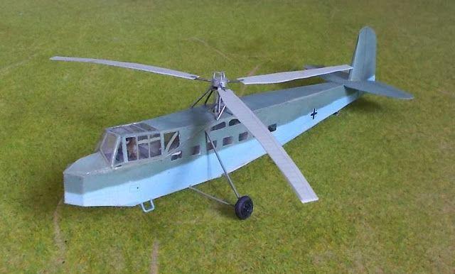 Die Focke-Achgelis Fa 225  war ein deutscher Schlepp-Tragschrauber des Herstellers Focke-Achgelis.      Entgegen der persönlichen Einstellun...