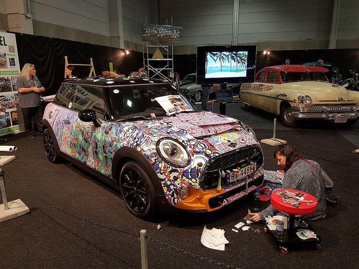 Fotoalbum fra Oslo Motor Show 2016