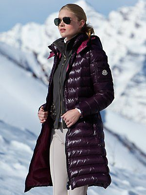 moncler moka black - best winter parka ever.