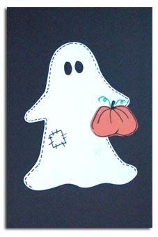 Skapligt Enkelt: Spöke