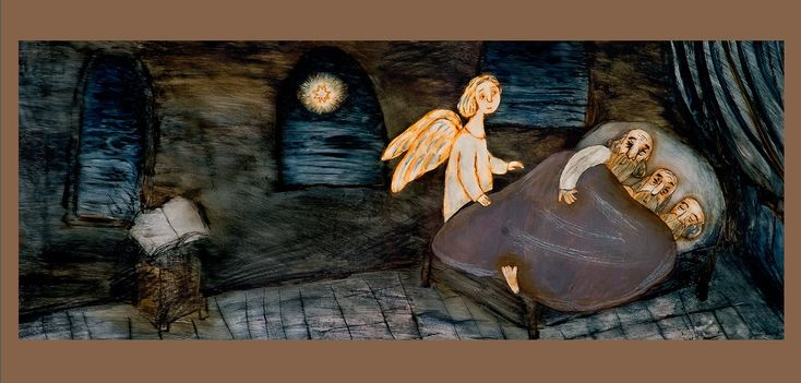 "Книга и фильм Михаила Алдашина ""Рождество""   Planeta"