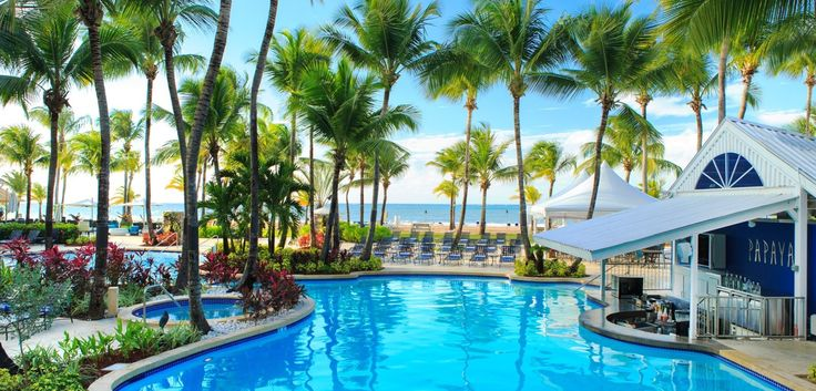 San Juan Puerto Rico Resorts | Courtyard Marriott Isla Verde Beach Resort