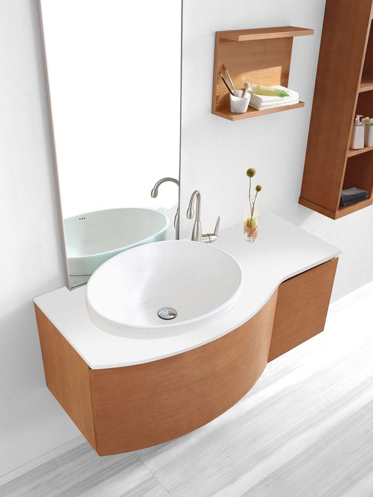 Floating Bathroom Vanities: Space and Style to Spare! Bathroom Vanity Blog