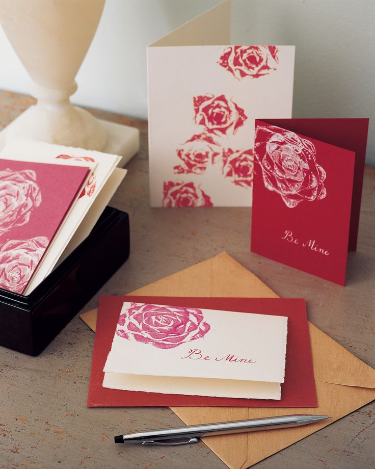 937 best images about Valentines Day Ideas – Martha Stewart Valentines Day Cards