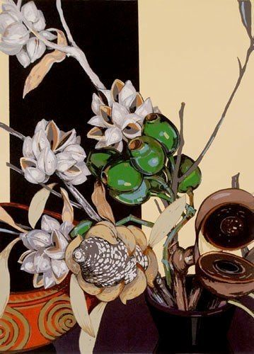 "Criss Canning ""Hakea and Other Seed Pods"""