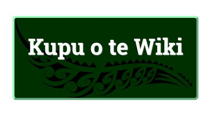 Kupu o te Rā - a word of the day service for Te Reo Māori