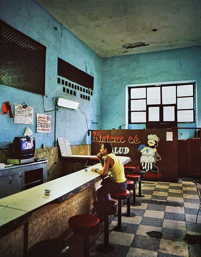 Cuba | photo by Frédéric Lagrange
