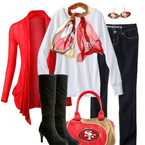 San Francisco 49ers Fall Fashion
