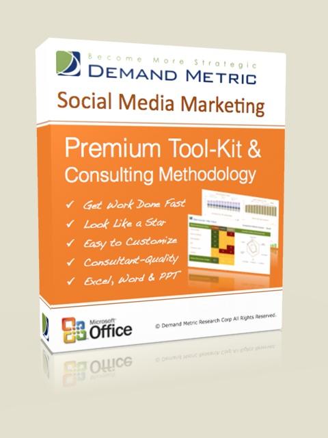 Social Media Marketing Methodology & Premium Tool-Kit