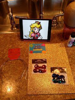 Tutorial: Princess Peach Crown                                                                                                                                                                                 More