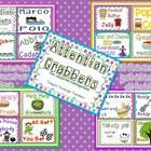 I have put together 15 fun classroom attention grabbers, great to use for classroom management.   Each attention grabber comes on one page. I also ...