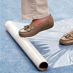 Adhesive Plastic Carpet Runner by WalterDrake. $19.99