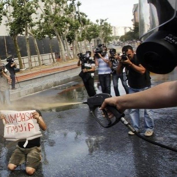 """Chemical Tayyip"" (kimyasal tayyip) - Incredible And Frightening Photos From Istanbuls #OccupyGezi"