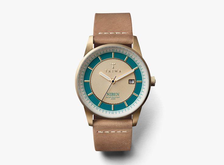 Náramkové dámské hodinky Jade Niben / Women's watches Triwa Jade Niben  #triwa #watches #women #analogue #hodinky #damske  http://www.urbag.cz/hodinky-triwa-panske-damske-kolekce-podzim-zima-2014/