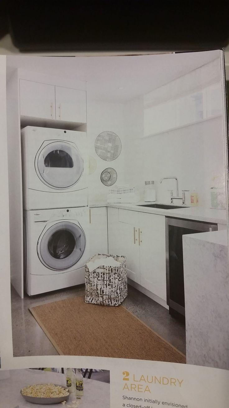 Laundry | Wet Bar