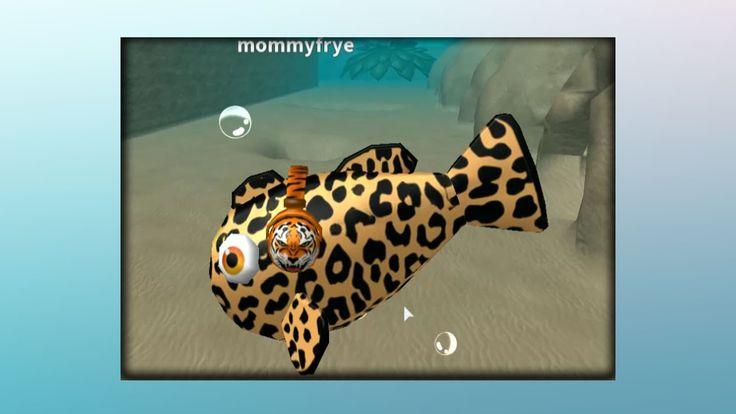 Roblox Fish Simulator - I'm a Fish - Fun Free Game to Play - Venturianta...