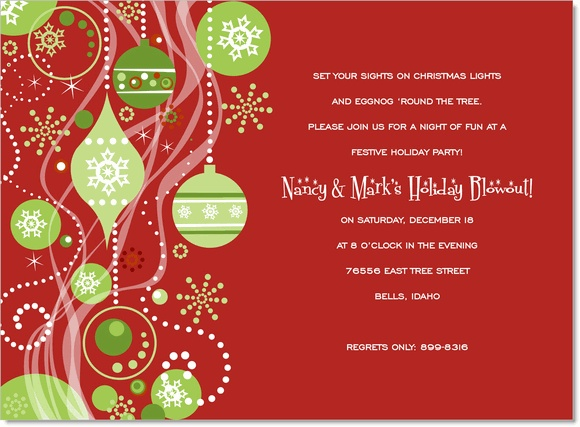 18 best Christmas Party Invites images – Christmas Party Invite Ideas