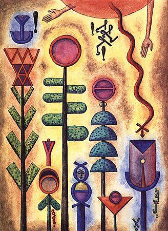 17 Best images about Xul Solar (argentinian painter) on Pinterest ...