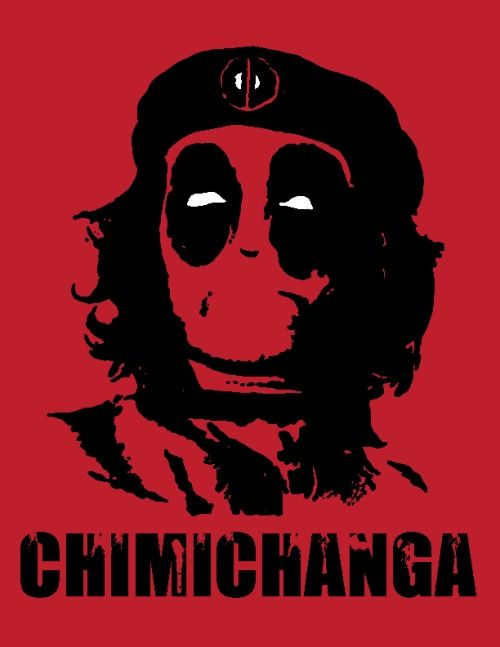 Chimichanga by Robert Retiano