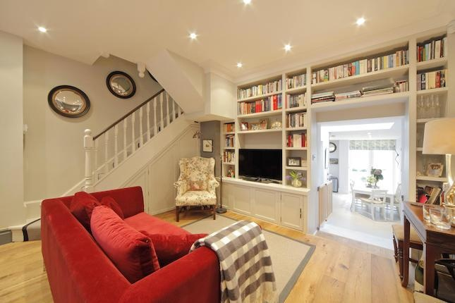 4 bedroom terraced house for sale in Gilstead Road, London SW6 - 26847130 - Zoopla