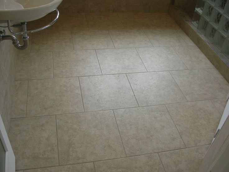 floor tile pattern 1 same size tile w offset lines d s bathroom remodel pinterest. Black Bedroom Furniture Sets. Home Design Ideas