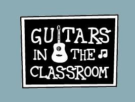 Guitars in the Classroom is a non-profit organization makes hands-on music an integral part of learning every subject for students in their regular classrooms.