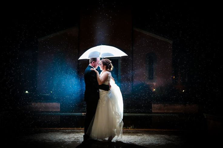What to do if it rains on your big day??   Photo by Andrew Howes  Venue - Avianto