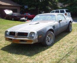 1976 Pontiac Firebird Trans Am Muscle Car by DeCaff2007 http://www.musclecarbuilds.net/1976-pontiac-firebird-trans-am-build-by-decaff2007