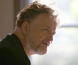 John Horton Conway FRS[3] (born 26 December 1937) is an English mathematician active in the theory of finite groups, knot theory, number theory, combinatorial game theory and coding theory. He has also contributed to many branches of recreational mathematics, notably the invention of the cellular automaton called the Game of Life. Conway is currently Professor Emeritus of Mathematics at Princeton University in New Jersey.