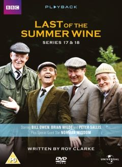 Last of the Summer Wine the longest running british comedy from 1973-2010