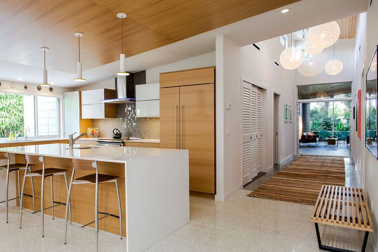 Tastefully Decorated Modern Home With Mid Century Influence | iDesignArch | Interior Design, Architecture & Interior Decorating eMagazine