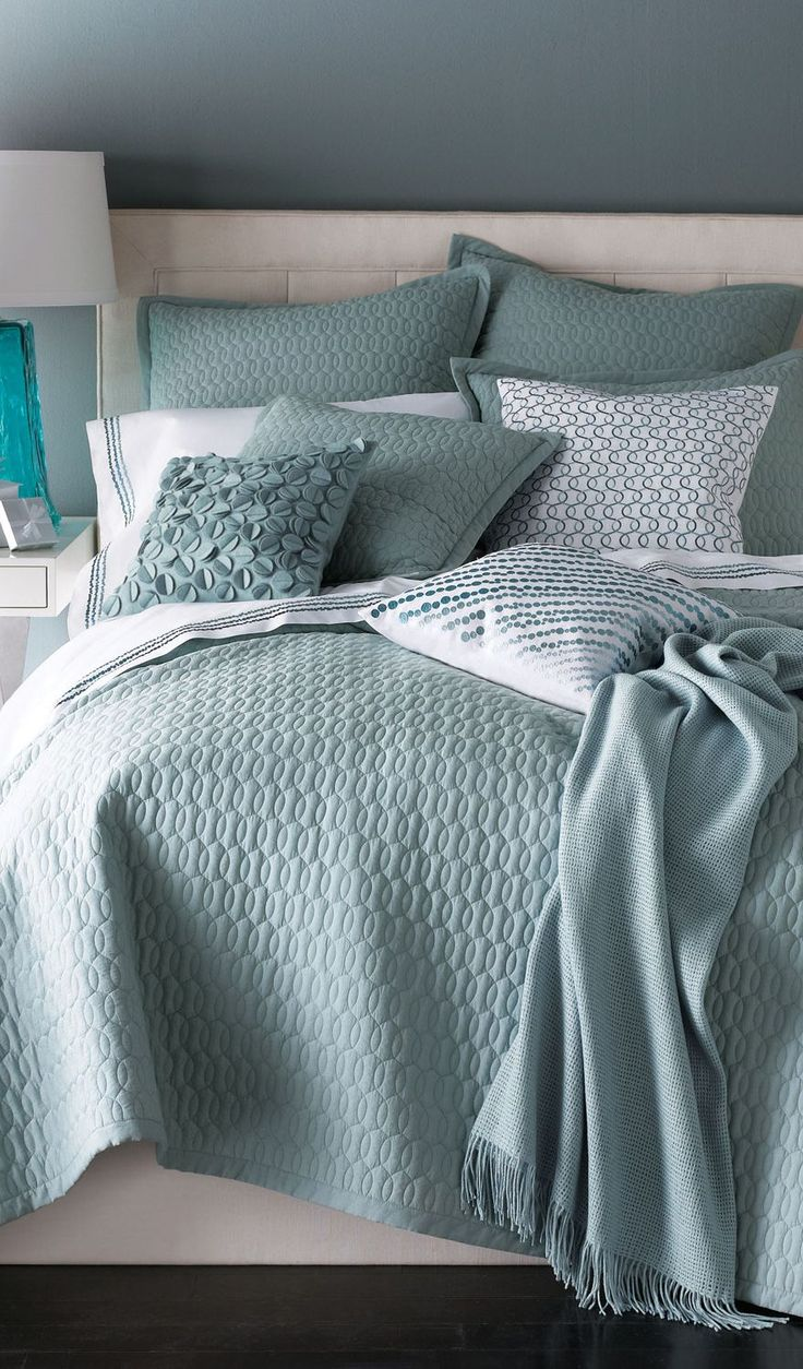 SFERRA Bradley Bedding Collection    Denise Drake onto For the Home