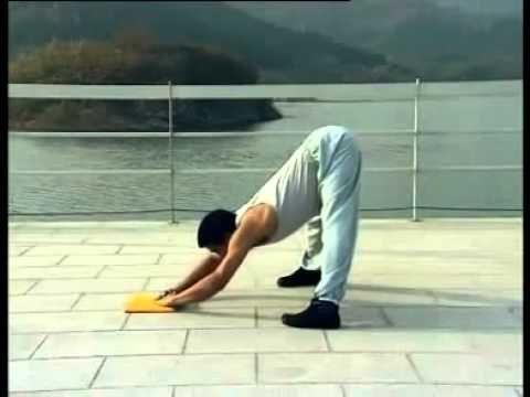 Шаолиньские методы растяжки / Shaolin stretching metods