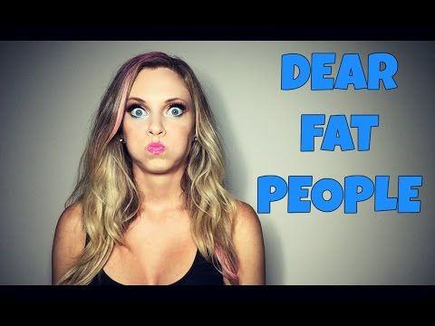 """""""Dear Fat People"""" video goes viral as uncensored comedian becomes the Donald Trump of YouTube with epic rant - NaturalNews.com"""