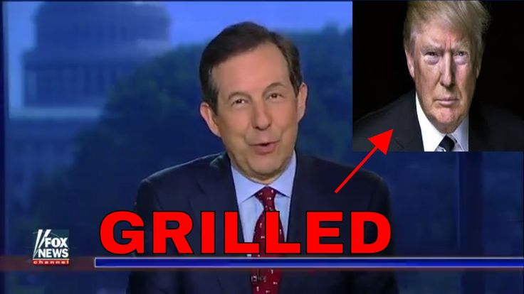 """TRUMP ALWAYS LIES!"" Chris Wallace Reacts To Trump's Latest Actions!"
