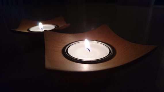Hey, I found this really awesome Etsy listing at https://www.etsy.com/listing/495421311/square-winged-wooden-tealight-holder