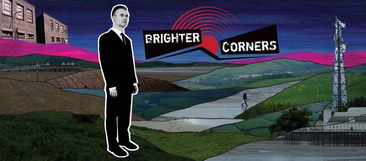 Brighter Corners - Branding. Copyright 2018 Brighter Corners