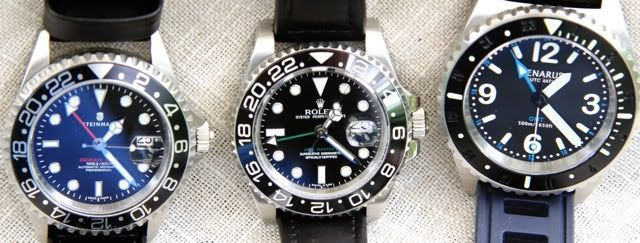 How much Steinhart Ocean 1 Black better than Invicta 8926?