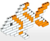 Lego building instructions...