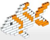 Website van LEGO waar gratis bouwboekjes e.d. te vinden zijn.