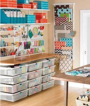 Organize e decore seu atelier