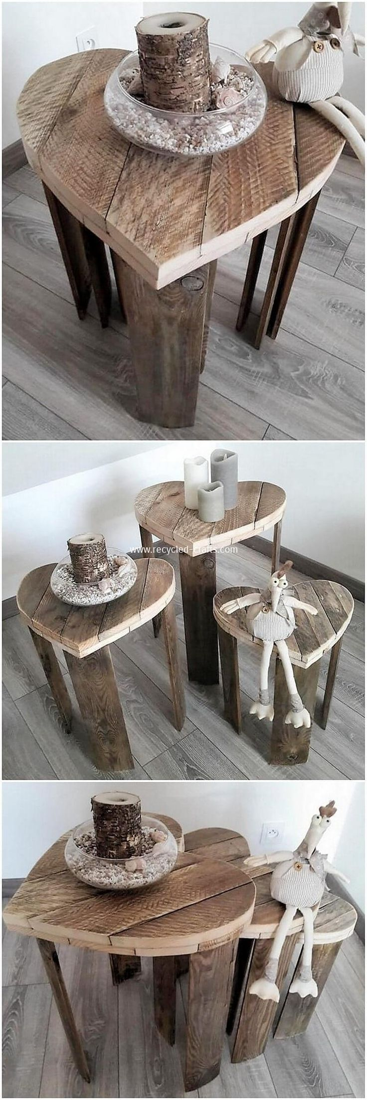 40 Latest Wooden Pallet Furniture Ideas and Designs #designs #wood pallet furniture # ideas #newest