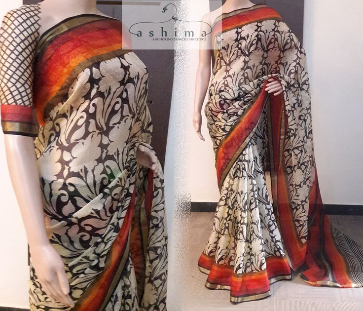 Code:0404174 - Silk Kota Saree, Price INR:4490/-