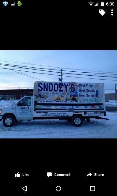 Snoozy's Mattress Gallery in Saint John New Brunswick